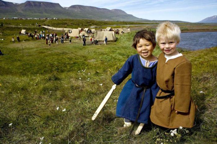 Akureiry-history-festival