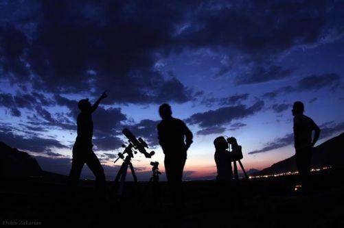 Astronomii