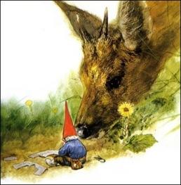 gnome-deer