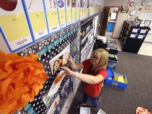 teacher-decorate