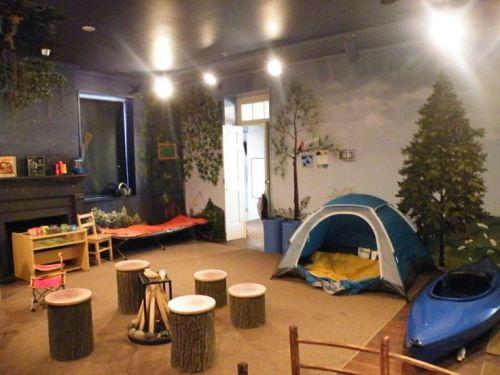camping-bedroom