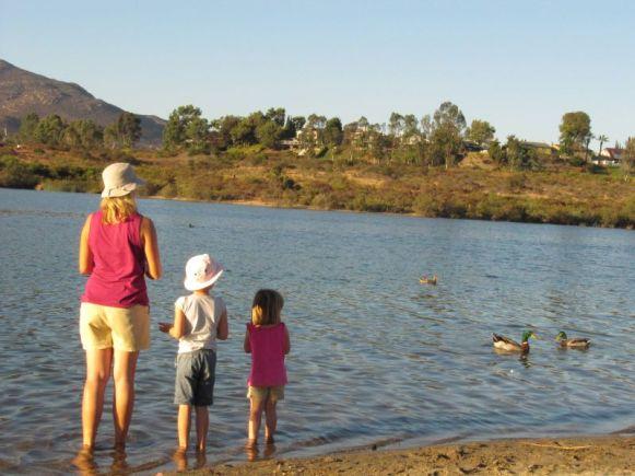 family_at_lake_murray