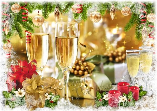 felicitare anul nou revelion 2018