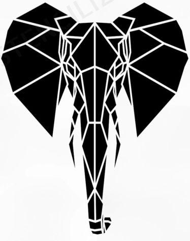 1-shapes-elephant-black-and-white